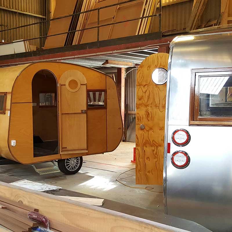 Custom Caravans | The Showoff Person
